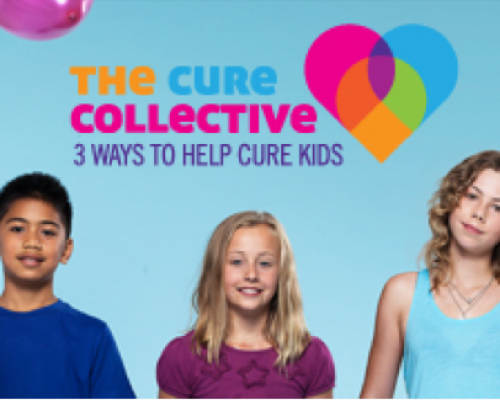cure kids teaser